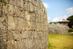Shuri Castle Grounds Stock Photos