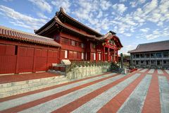 Shuri Castle Royalty Free Stock Photography