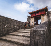 `Shuri Castle`, Okinawa Royalty Free Stock Photos