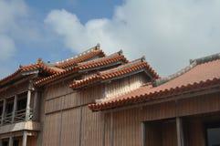 Shuri Castle Royalty Free Stock Image
