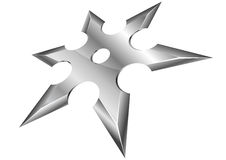 Shuriken Stock Photography