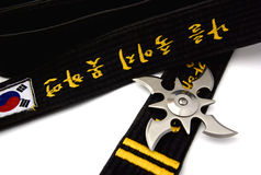 Shuriken Royalty Free Stock Photo