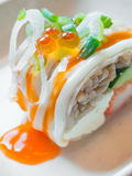 Shushi roll Royalty Free Stock Images