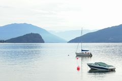 Shuswap lake - Canada Stock Image