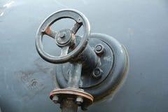 Shut-off valve Stock Photography