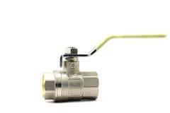 Shut-off valve Royalty Free Stock Image