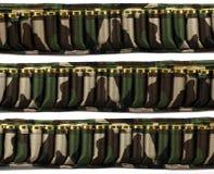 Shutgun cartridges Stock Image
