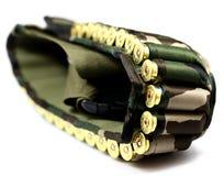 Shutgun cartridges Royalty Free Stock Image