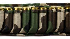 Shutgun cartridges Stock Photo