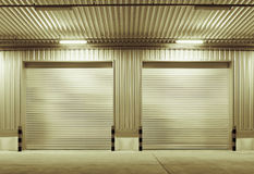 Shutter door Royalty Free Stock Photography