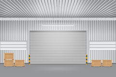 Shutter door Stock Photos