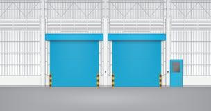 Shutter_door Stock Photos