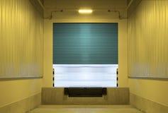 Shutter door night Royalty Free Stock Photography