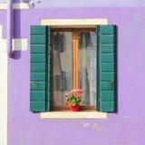 Shutter Fenster Lizenzfreie Stockbilder
