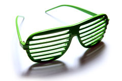 Shutter glasses Royalty Free Stock Photography