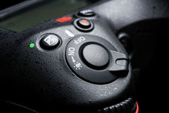 Shutter release Stock Photography
