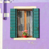 Shutter window Royalty Free Stock Images