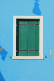 Shutter window Royalty Free Stock Photo