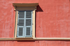 Free Shutter Window , Nice, Cote D Azur, France. Royalty Free Stock Photo - 31613995