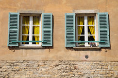 shuttered окна Стоковые Фотографии RF