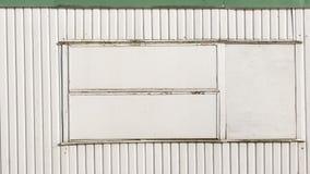 shuttered окно Стоковые Фото
