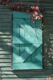 shuttered окно Стоковое Фото