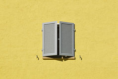 Shuttered Window Royalty Free Stock Photography