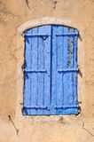 Shuttered window. Stock Photography