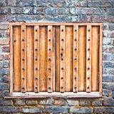 Shutters Royalty Free Stock Image