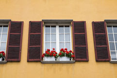 Shutters. Stock Photography