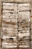 Shutters closed Royalty Free Stock Images