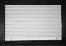 Free Shutters On The Shop Window Stock Image - 69767821