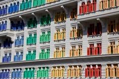 shutters singapore Стоковое фото RF