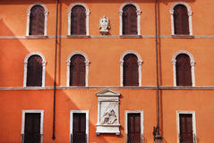 Shutters in Verona Royalty Free Stock Image