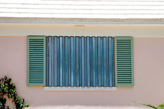 Shutters for window Royalty Free Stock Images