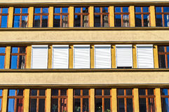Shutters and windows Stock Photos