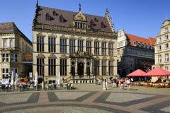 Shutting ( Guildhall), Bremen, Germany Stock Photo