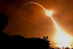 Shuttle Arc Royalty Free Stock Photography