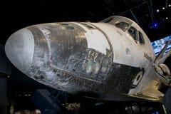 Shuttle Atlantis Stockbild