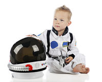 Shuttle Baby Royalty Free Stock Photos