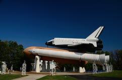 Shuttle-Produkteinführung Stockfotos
