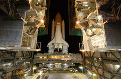 shuttle space στοκ φωτογραφία με δικαίωμα ελεύθερης χρήσης