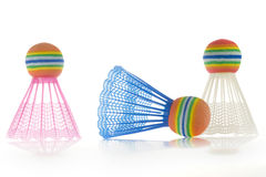 Shuttlecock Royalty Free Stock Image
