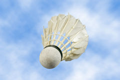 Shuttlecock. Royalty Free Stock Photo