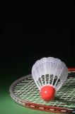 shuttlecock för badminton 4 royaltyfri foto