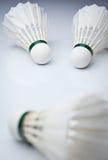 shuttlecocks badminton Стоковые Фото