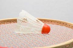 Shuttlecocks do Badminton Fotos de Stock
