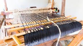 Shuttleless loom Stock Photography