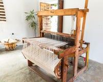 Shuttleless loom Stock Photos