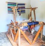 Shuttleless loom Royalty Free Stock Photos